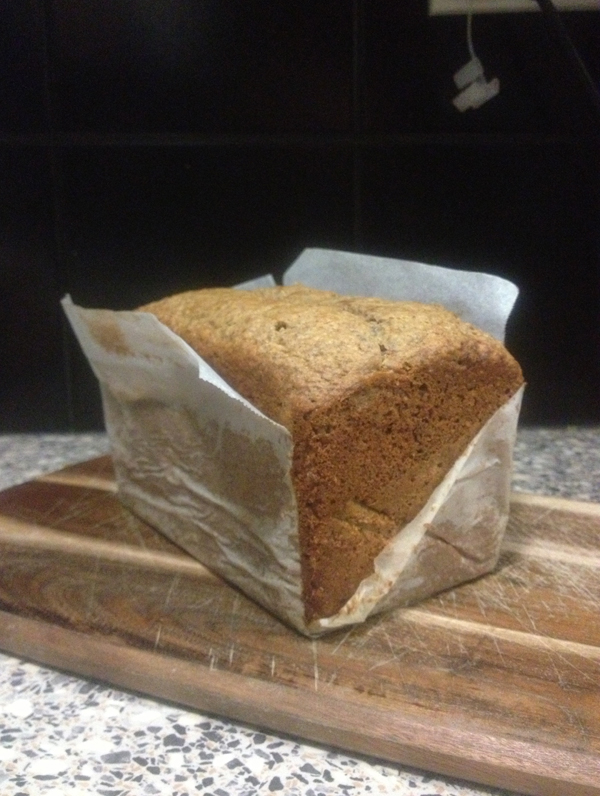 Really Good Banana Cake